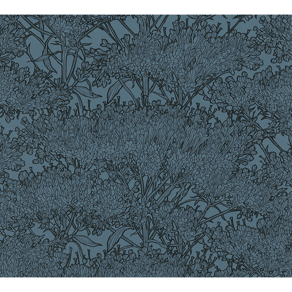 Picture of Hornbeam Blue Tree Wallpaper