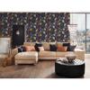 Picture of Aviva Multicolor English Garden Wallpaper