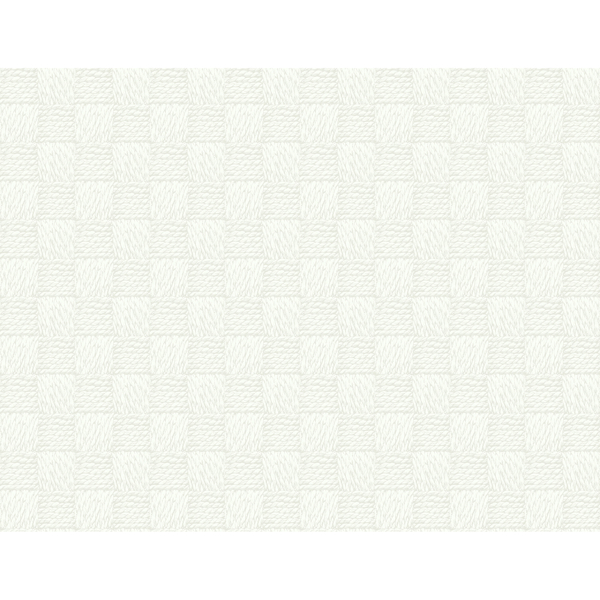 Picture of Calabash Dove Rope Basketweave Wallpaper