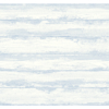 Picture of Truro Light Blue Weathered Shiplap Wallpaper