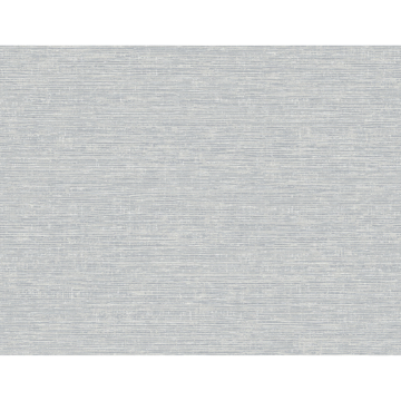 Picture of Tiverton Grey Faux Grasscloth Wallpaper