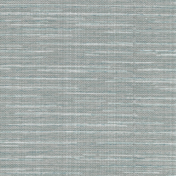 Picture of Bay Ridge Light Blue Faux Grasscloth