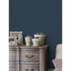 Picture of Marblehead Cobalt Crosshatched Grasscloth Wallpaper