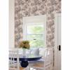 Picture of Carmel Blush Baroque Florals Wallpaper