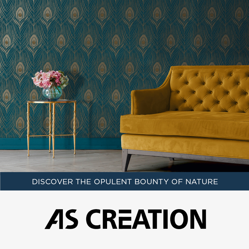 Wallpaper AS Creation Collection