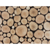Picture of Logs Adhesive Film