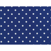 Picture of Polka Dot Blue Adhesive Film