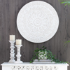Picture of Corda White 24in Medallion