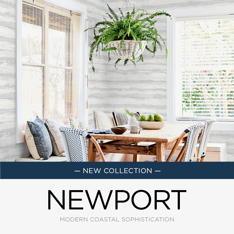 Newport Wallpaper Collection
