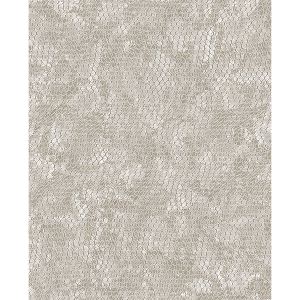Picture of Viper Silver Snakeskin Wallpaper