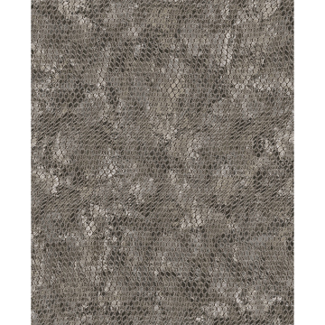 Picture of Viper Grey Snakeskin Wallpaper