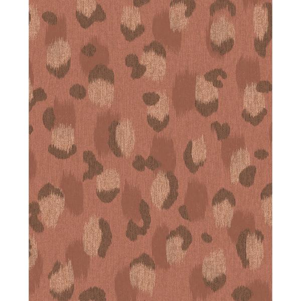 Picture of Javan Rust Leopard Wallpaper