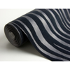 Picture of Burchell Black Zebra Flock Wallpaper