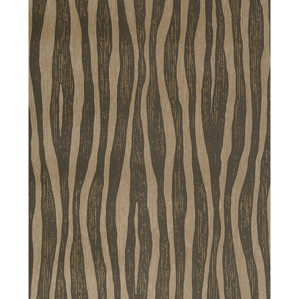 Picture of Burchell Khaki Zebra Grit Wallpaper