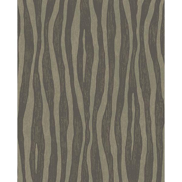 Picture of Burchell Moss Zebra Grit Wallpaper