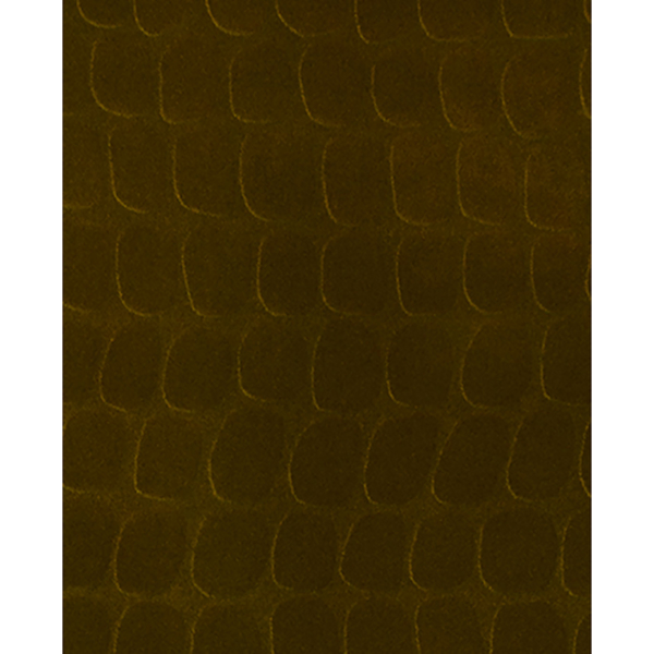Picture of Hyde Coffee Graphic Croc Flock Wallpaper