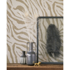 Picture of Zebra Natural Wall Mural