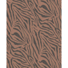Picture of Zebra Blush Wall Mural