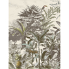 Picture of Tiger Natural Wall Mural