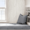 Picture of White Barnwood Peel and Stick Wallpaper