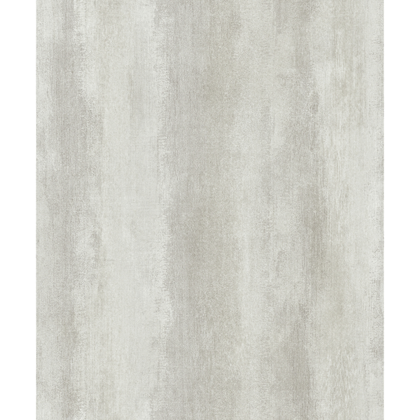 Picture of Bryce Taupe Distressed Stripe Wallpaper