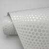 Picture of Milo White Bubble Geometric Wallpaper