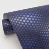 Picture of Milo Blue Bubble Geometric Wallpaper