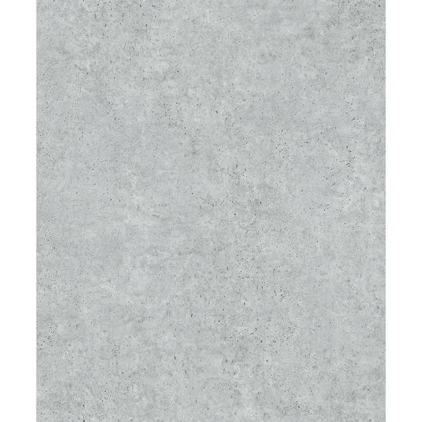 Picture of Joaquin Dark Grey Faux Cement Wallpaper
