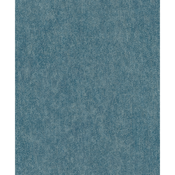Picture of Everett Teal Distressed Textural Wallpaper