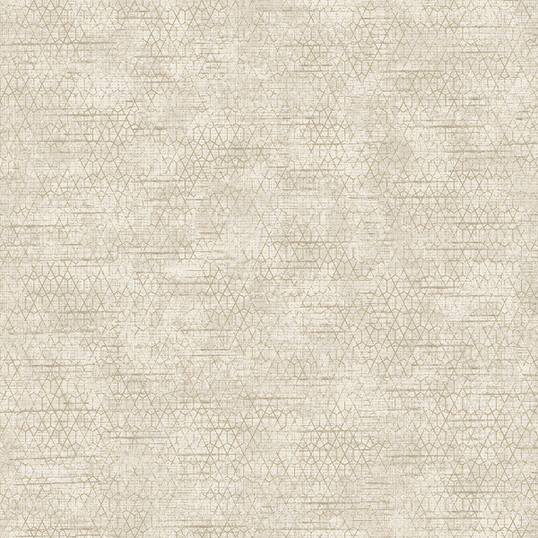 Picture of Elias Gold Gridline Wallpaper