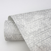 Picture of Elias Light Grey Gridline Wallpaper