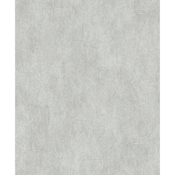 Picture of Trent Light Grey Woven Texture Wallpaper