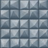 Picture of Dax Teal 3D Geometric Wallpaper