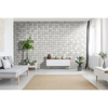 Picture of Dax Grey 3D Geometric Wallpaper