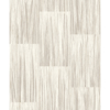 Picture of Soren Taupe Striated Plank Wallpaper