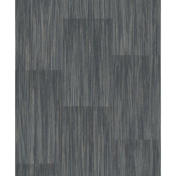 Picture of Soren Dark Grey Striated Plank Wallpaper