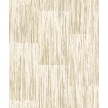 Picture of Soren Butter Striated Plank Wallpaper