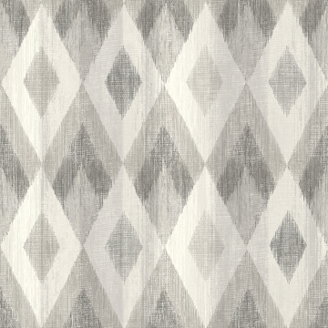 Picture of Ace Taupe Diamond Wallpaper