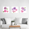 Picture of Rose Water 3D Foam Wall Art