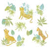 Picture of Leopard Spots Wall Decals