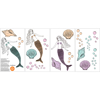 Picture of Mermaid Magic Wall Decals