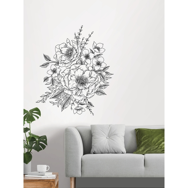 Picture of Love Karla Designs Buttercup Wall Decals