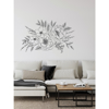 Picture of Love Karla Designs Peony and Rose Wall Decals