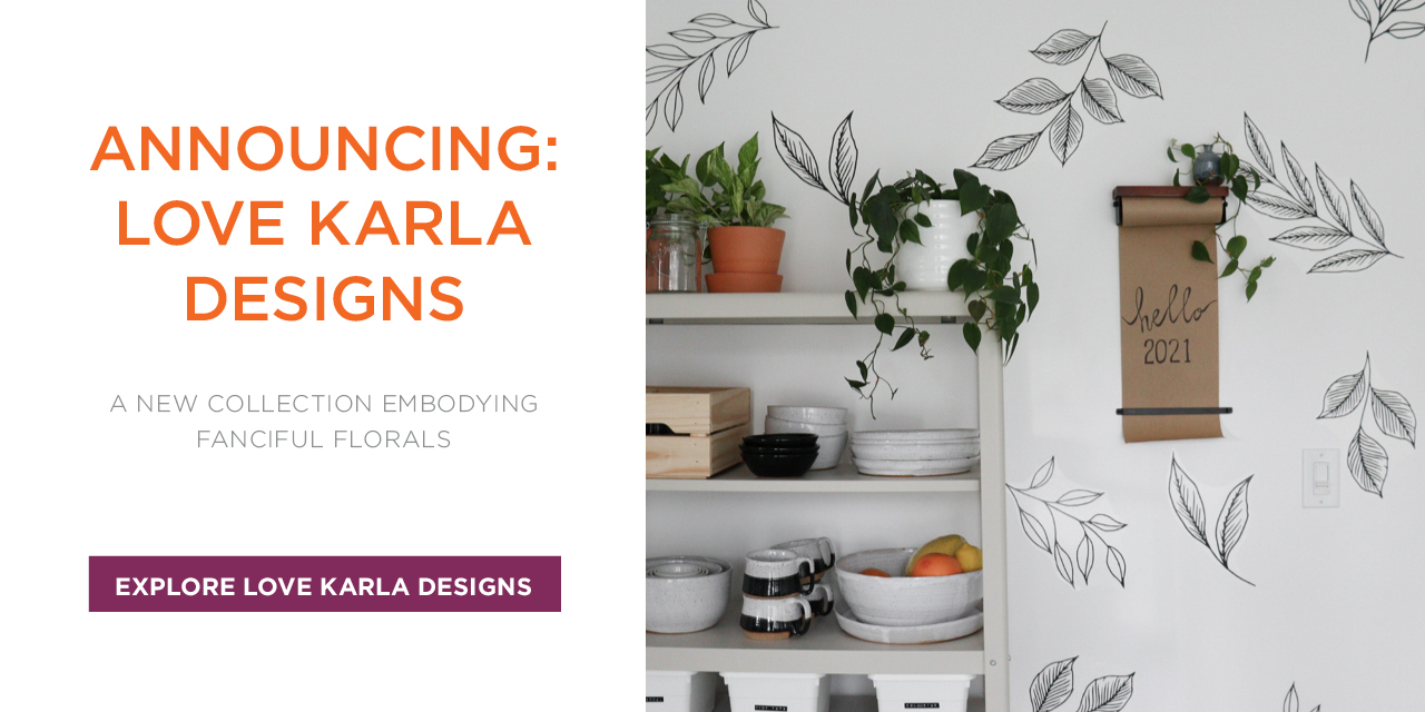 Love Karla Designs Decals