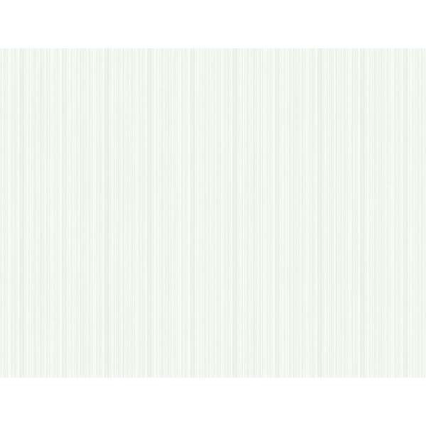 Picture of Sebasco Dove Vertical Pinstripe Wallpaper