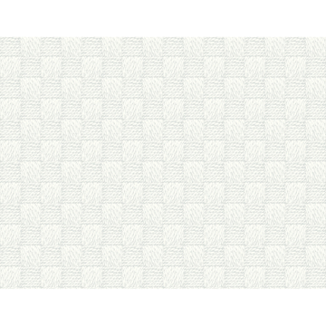 Picture of Calabash Light Grey Rope Basketweave Wallpaper