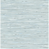 Picture of Bellport Sky Blue Wooden Slat Wallpaper