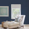 Picture of Calabash Navy Rope Basketweave Wallpaper