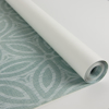 Picture of Turquoise Hepatica Petal String Peel and Stick Wallpaper