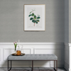Picture of Grey Crossweave String Peel and Stick Wallpaper